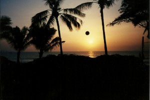 Volleyball at Kamaole at Sunset